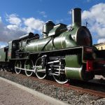 Locomotive de Carnoules