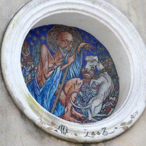 Saint Roch chapelle