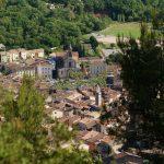 Gonfaron vue village