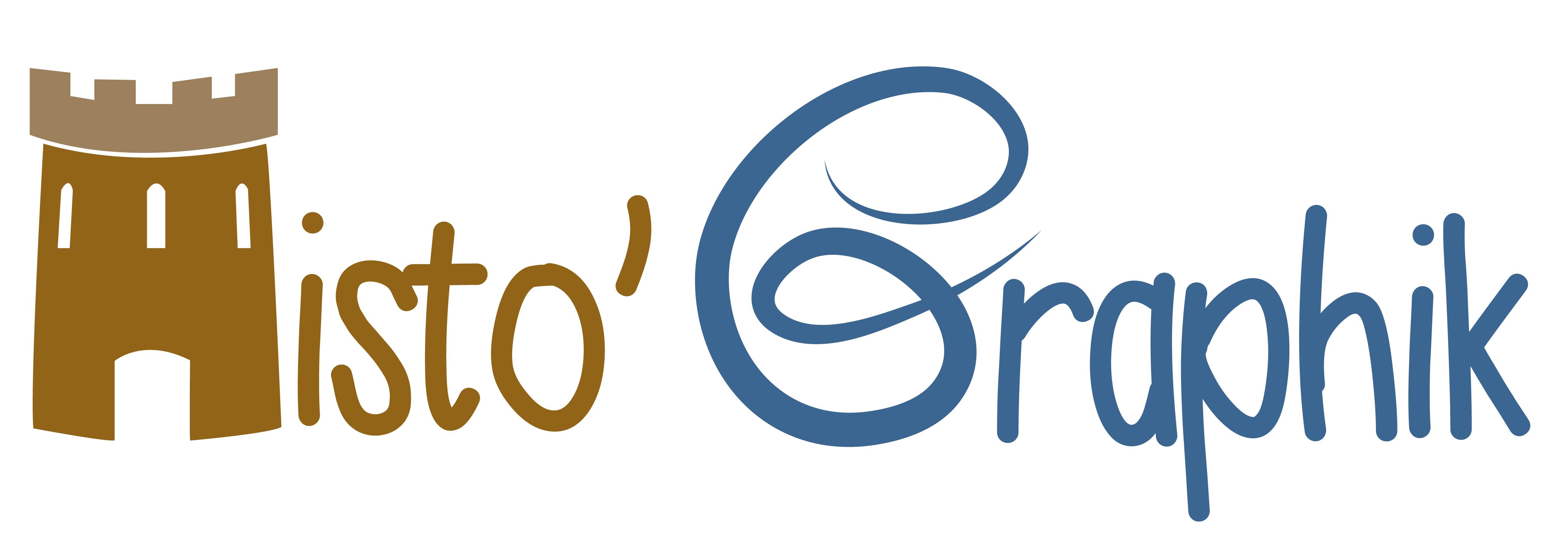 Logo histographik Mélanie Robeau